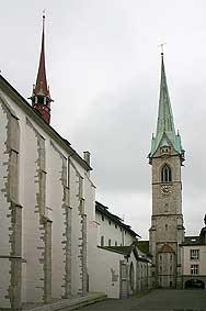 N-Schiff-Turm