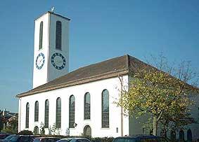 Kirche Dietikon 1924