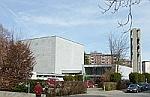 Andreas-Kirche ZH-Sihlfeld